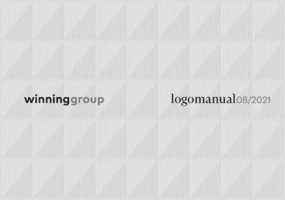 Winning group Logomanual